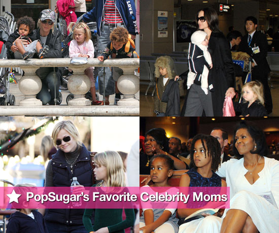 PopSugar's Favorite Celebrity Moms
