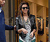 Photo of Beyonce Knowles Shopping in Paris