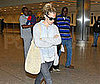 Photo of Sienna Miller at Heathrow