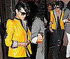 Rihanna in Yellow