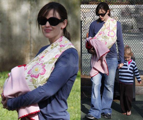 Jennifer Takes the Kids to the Park