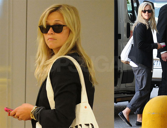 Reese in Milan