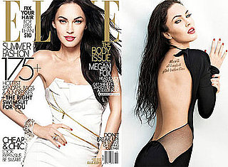 Photos and Quotes From Megan Fox in Elle