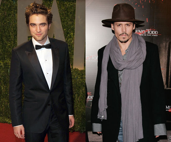 Pattinson vs. Depp