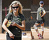 Photos of Reese Witherspoon Playing Softball in LA 2009-05-14 10:41:01