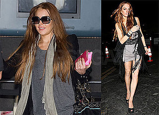 Photos of Lindsay Lohan Who Just Got Movie Role in The Other Side