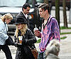 Photo Slide of Mary-Kate Olsen andNate