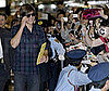 Photo Slide of Zac Efron Arriving to Fans in Japan