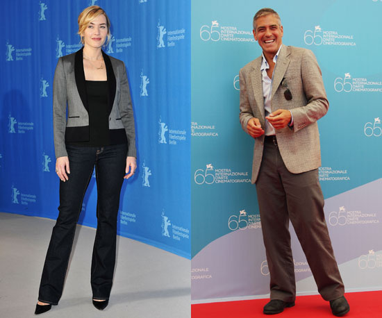 Who's Winning — Winslet vs. Clooney?