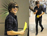 Zac Efron in Japan