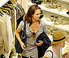 Photo Slide of Jessica Alba Shopping in Rome