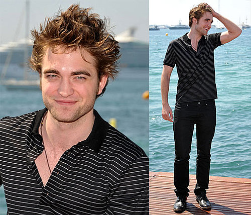 Photos of Robert Pattinson at 2009 Cannes Film Festival