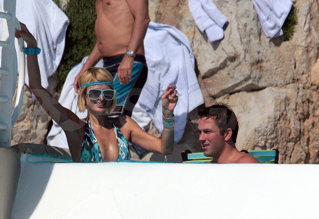 Paris Partying in Cannes