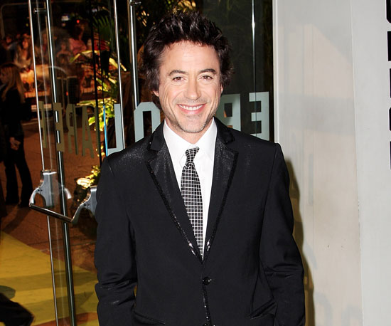 14. Robert Downey Jr