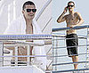 Shirtless Orlando Bloom in Cannes