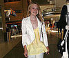 Photo Slide of Dakota Fanning at LAX