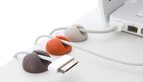 Bluelounge CableDrop Cable Organizers