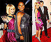 Photos of Paris Hilton and Doug Reinhardt at the FiFi Awards