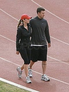 Photos of Justin Timberlake and Jessica Biel Jogging in NYC, Video of Jessica Biel Singing in Easy Virtue