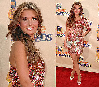 Photos of Audrina Patridge at the MTV Movie Awards