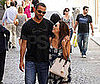 Photo Slide of Eva Longoria and Tony Parker Together in Rome