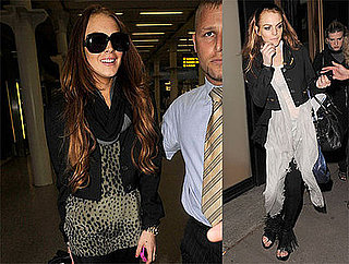 Photos of Lindsay Lohan in London