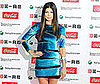 Photo Slide of Fergie at the MTV Japan Video Music Awards