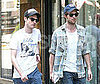 Photo Slide of Robert Pattinson Walking Around NYC