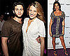 Photos of Blake Lively, Penn Badgley, Cindy Crawford at the Opening of the W Hotel in Florida