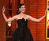 Photo Slide of Anne Hathaway at the Tony Awards