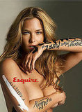Bar Refaeli in Esquire