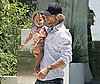 Photo Slide of Gabriel Aubry Out With Nahla in LA