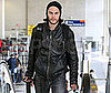 Photo Slide of Taylor Kitsch at LAX