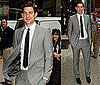 John Krasinski on Letterman