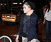 Photo Slide of Ashley Olsen Heading to a Jay-Z and Eminem Show in LA