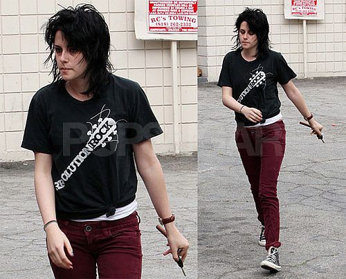 Photos of Kristen Stewart as Joan Jett