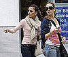 Photo Slide of Eva Longoria Sightseeing in Mallorca