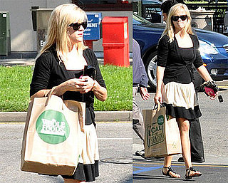 Photos of Reese Witherspoon Out in LA After Coming in at No. 2 in the 2009 PopSugar 100