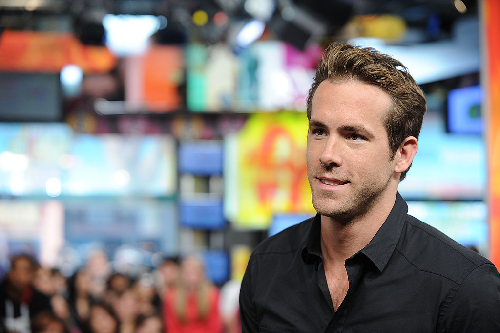 Ryan Reynolds on Camera