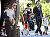 Photos of David, Victoria, Romeo, Brooklyn, Cruz Beckham in French Riviera 2009-06-12 08:56:27