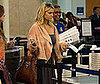 Photo Slide of Jessica Simpson at LAX