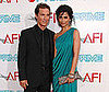Photo Slide of Matthew McConaughey and Camila Alves Celebrating Michael Douglas's AFI Lifetime Achievement Award