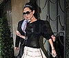 Photo Slide of Victoria Beckham Leaving Her London Hotel