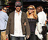 Slide Photo of Jon Hamm and Jennifer Westfeldt Shopping in LA
