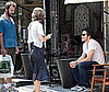 Photo Slide of Maggie Gyllenhaal, Peter Sarsgaard and Jake Gyllenhaal in Paris