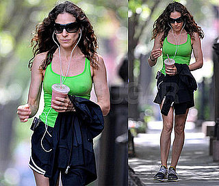 Photos of Sarah Jessica Parker in NYC 2009-06-17 14:00:08