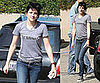 Kristen Stewart in a Runaways Tee