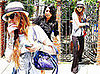 Photos of Lindsay Lohan Leaving Samantha Ronson's House in LA 2009-06-19 02:00:54