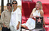 Photos of Cameron Diaz Receiving a Star on the Walk of Fame