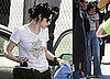 Photos of Kristen Stewart Heading to Work on The Runaways in LA 2009-06-22 16:00:55